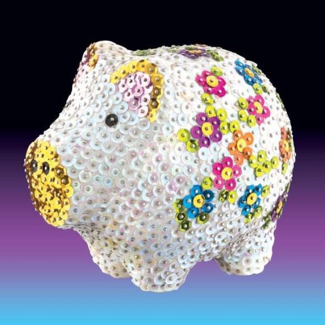 The Pig is part of the Sequin Art 3D range