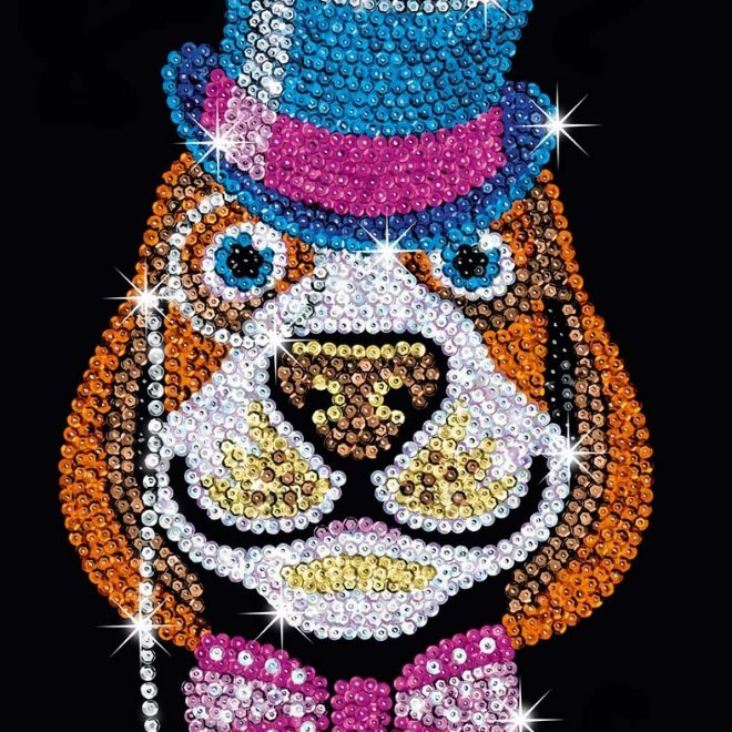 Lord Bertie from the Sequin Art Red collection