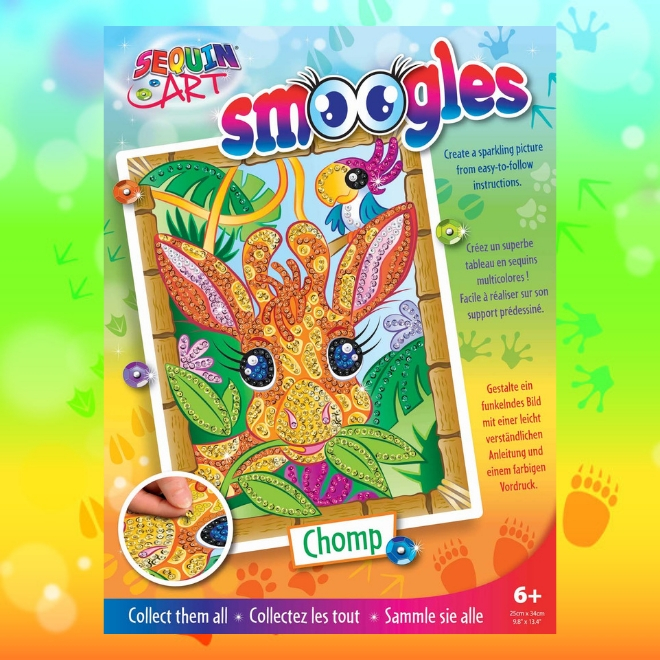 Meet Sequin Art Smoogles