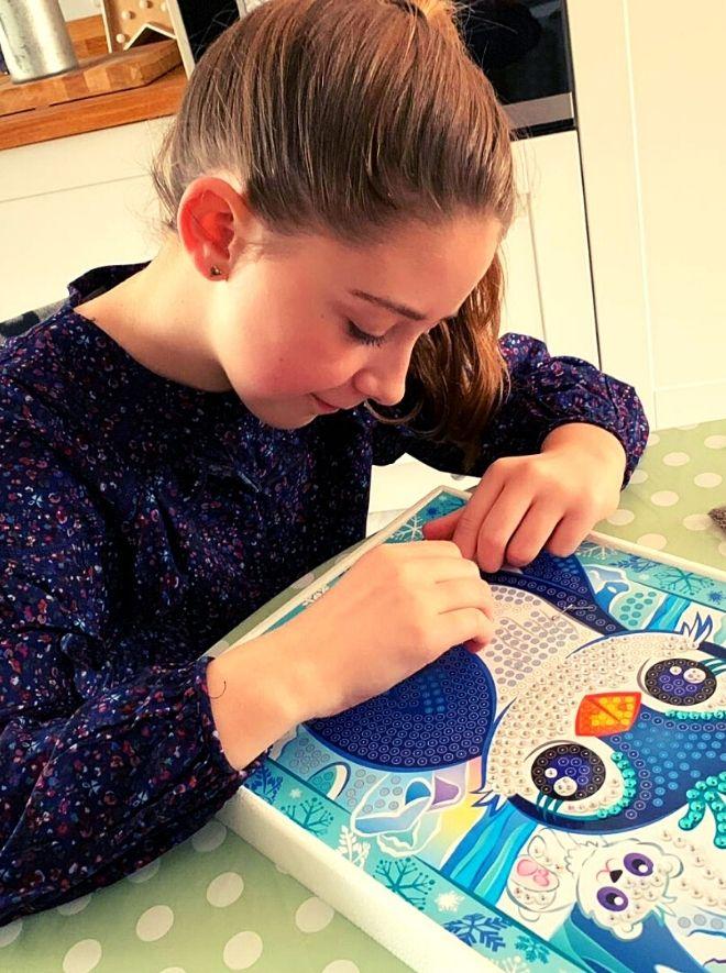 Make your own penguin craft kit for kids