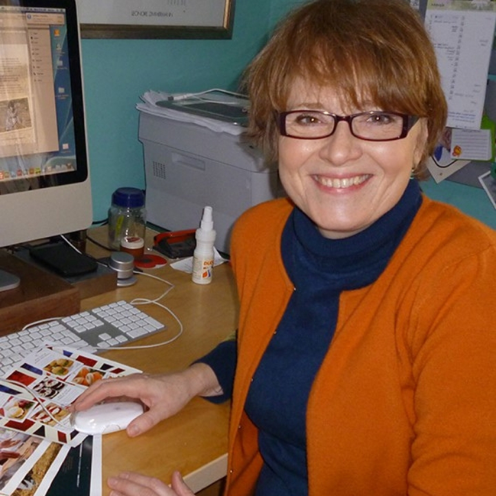 Meet Denise, Sequin Art Smoogles creator