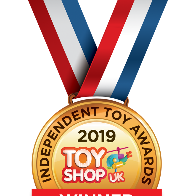 Independent Toy Awards Gold Medal Winner