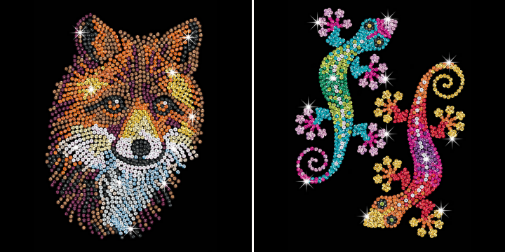 Sequin Art Blue Range features five new designs for 2020
