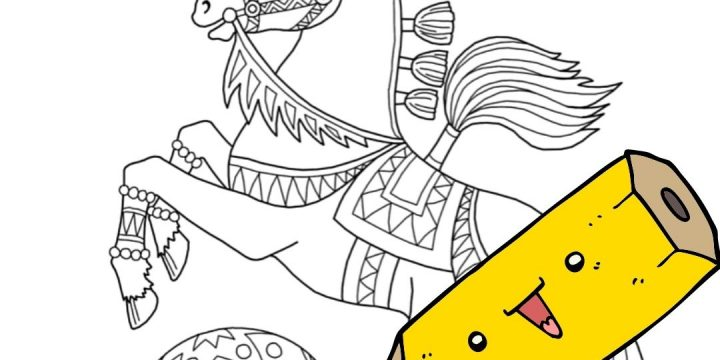 Free colouring activities