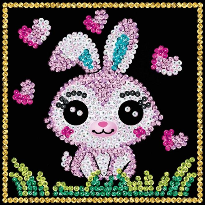 The Bunny craft kit for children